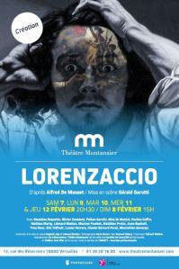 lorenzaccio affiche